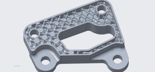diseño de CAD en 3D